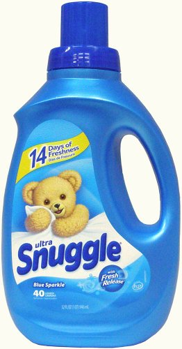 Snuggle Blue Sparkle, 32-ounce