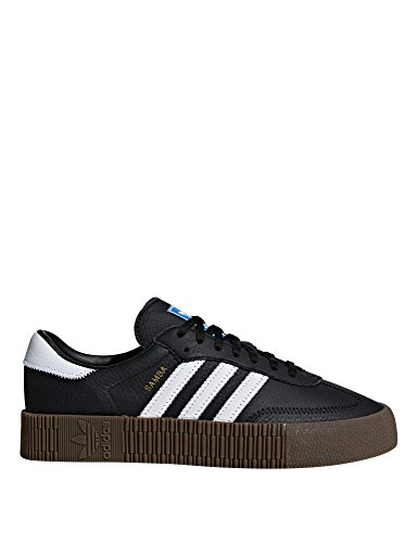 Adidas Originals Sambarose W Shoes Core Black/Footwear White/Gum5