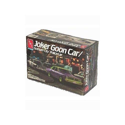 ERTL Co 1:25 Scale Joker Goon Car / Gotham City Police Car P