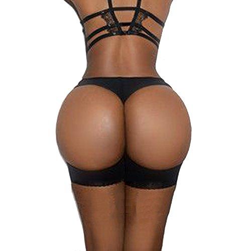 plus size boyshort butt lifter - 5