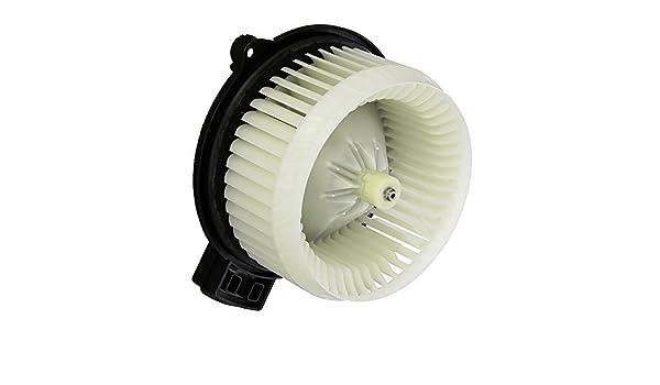 HVAC Heater Blower Motor w// Fan Cage for 2009-2014 Honda Fit