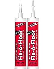 The Original Fix-A-Floor Repair Adhesive for Loose Tile & Wood Floors - 2 Pack