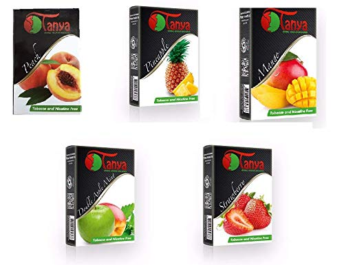 Used, Hydro Herbal 250g, 5 Mix: Apple, Strawberry, Mango, for sale  Delivered anywhere in USA