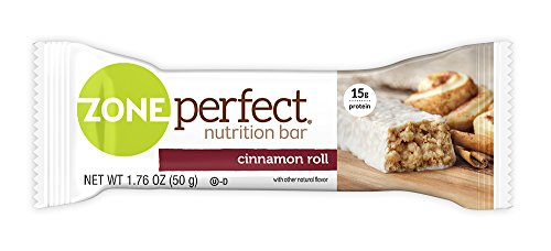 ZonePerfect Nutrition Snack Bars, High Protein Energy Bars,