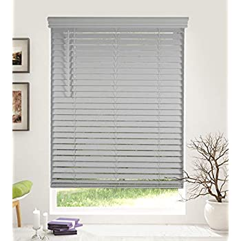 Amazon Com Arlo Blinds Cordless 2 Inch Faux Wood