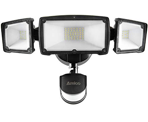 Exterior Flood Light Motion Sensor