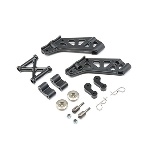 (Team Losi Racing Gen II Wing Mount 8IGHT E T 4.0, TLR341005)