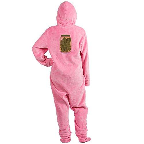 Amazon.com  CafePress - Pickle Jar - Novelty Footed Pajamas 21ae0ac80