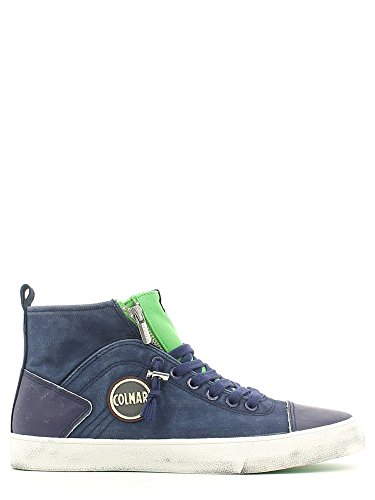 COLMAR ORIGINALS DURDEN COLORS 005 GREY RED Navy/Green