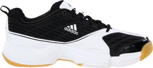 argent White metallic Us running tallis Int Chaussures Silver Adidas Volley blanc 9 Black M M Noir Volleio rieur 76TwYF