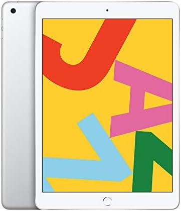 تبلت اپل (10.2Inch, Wi-Fi, 32GB) - نقره ای