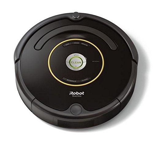 Irobot Roomba 650 Aspirateur Robot, Système De Nettoyage Puissant