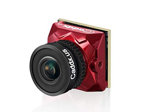 Gatortek Version 1 Caddx Ratel 1/1.8'' Starlight HDR OSD 1200TVL NTSC/PAL 16:9/4:3 Switchable 1.66mm Lens FPV Camera