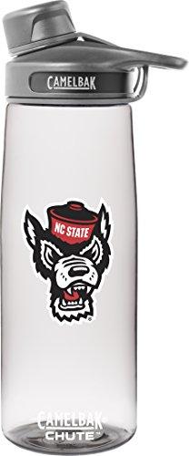NCAA North Carolina State Wolfpack Chute Collegiate, 0.75 L, Clear (North Carolina State Desk)