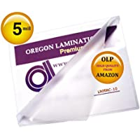 Qty 1000 Letter Laminating Pouches 5 Mil 9 x 11-1/2 Hot