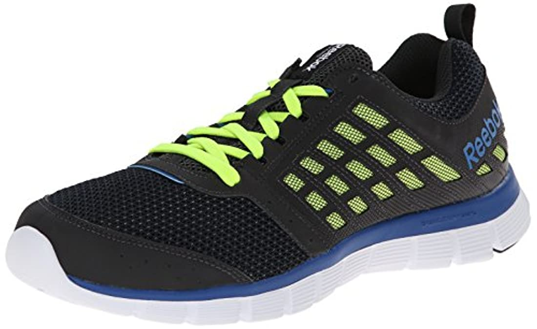 Men Reebok Z Dual Ride Running M43465 Gravel Yellow Blue Whit 100 Original  10 About this product 1 watching Picture 1 of 2 Picture 2 of 2