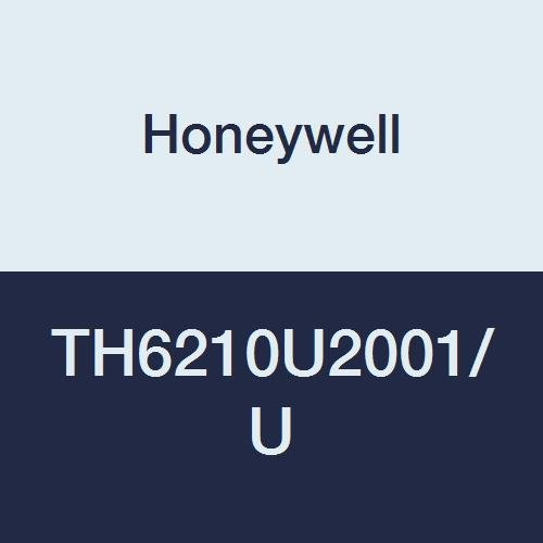 Honeywell TH6210U2001/U T6 Pro Programmable Thermostat with Stages Up to 2 Heat/1 Cool Heat Pumps or 1 Heat/1 Cool Conventional Systems