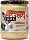 Frontera Foods Inc. Dip, Jalapeno Jack Queso, 16-Ounce (Pack of 6)