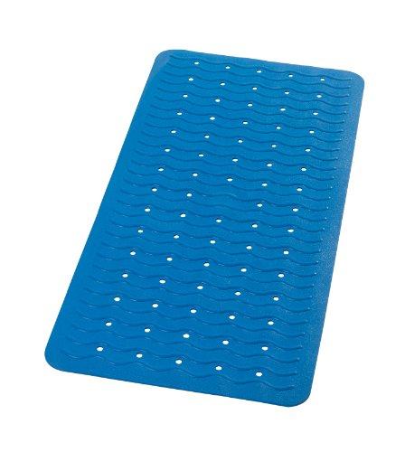 Ridder 683030-350 Badewanneneinlage 38 x 80 cm Playa, neon-blau