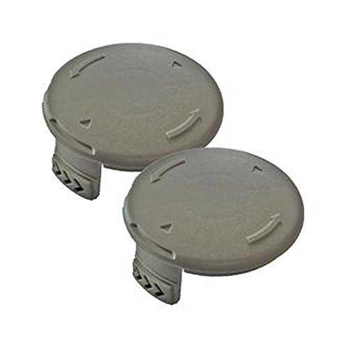 Ryobi P2002 P2000 18V String Trimmer (2 Pack) Replacement Spool Cap # 522994001-2pk (Ryobi String Parts Trimmer)