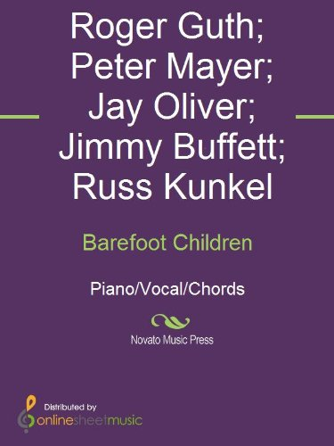 Barefoot Children - Kindle edition by Jay Oliver, Jimmy Buffett