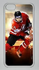 JORDAN EBERLE Custom PC Transparent Case for iPhone 5C by icasepersonalized