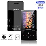 "Best MP4 Players - MP3/MP4 Player, 16GB Bluetooh Music Player 2.4"" Large Review"