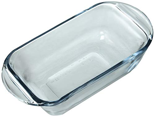 Anchor Hocking Glass 1.5 Quart Baking Dish, Set of 2 ()
