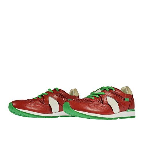 Dolce & Gabbana Sneaker Rossa Traforata - 33 De Confianza a883NScCo