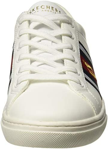Skechers Womens Goldie Collegiate Cruizers Sneaker: Amazon
