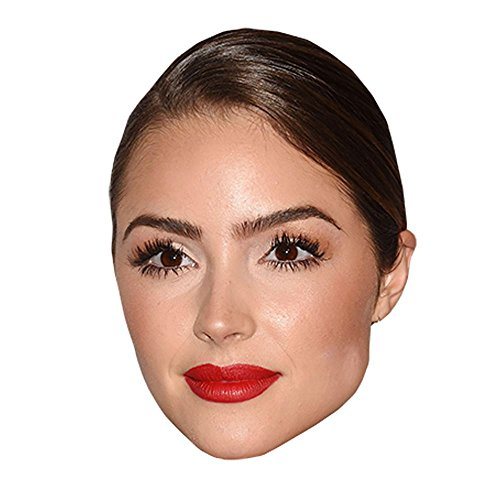 Olivia Culpo Celebrity Mask, Card Face and Fancy Dress - Olivia Culpo