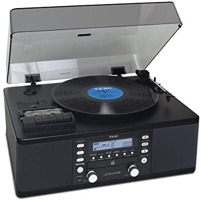 Teac LP R550USB CD Recorder with Cassette Turntable from TEAC