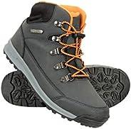 Mountain Warehouse Kids Waterproof Boots -Camping, Hiking, Travelling