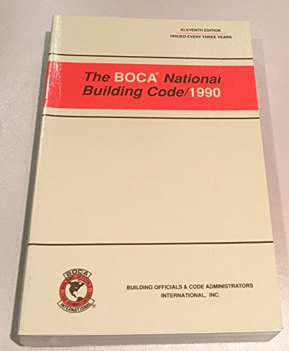 Boca National Building Code, - Codes Jd Discount
