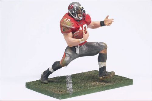Mike Alstott Nfl - McFarlane Toys NFL Sports Picks Series 6 Action Figure Mike Alstott (Tampa Bay Buccaneers) Red Jersey