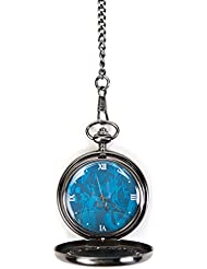 Taito The Legend Of Zelda: Hyrule Pocket Watch (Breath Of The Wild)