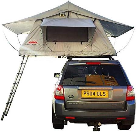 Ventura Deluxe 1.4 - Tienda de campaña con Techo para Land Rover Expedition Overland 4x4 VW RRP £1600: Amazon.es: Deportes y aire libre