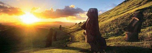 Heye Easter Island 1000 Piece Panoramic Jigsaw Puzzle