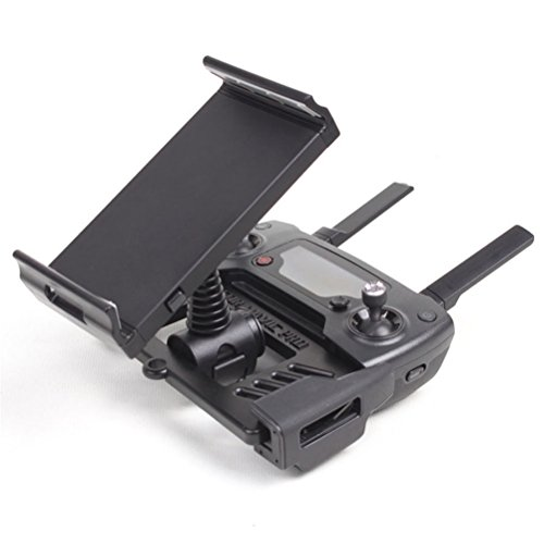 Elaco Remote Control Phone Flat Bracket 4-12 Inch Holder Parts for DJI Mavic Pro Drone by Elaco