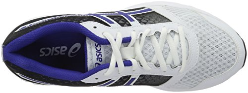 Sport Homme Asics Chaussures asics white Blue Patriot De 8 black Multicolore qFwS7wIX
