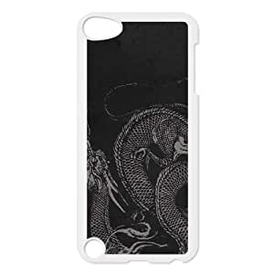 iPod Touch 5 Case White Parson's Dragon LSO7841997