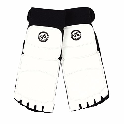 lecaf Taekwondo pied Protection d'écran Gear Guard Protection d'Arts Martiaux Sparring Gear