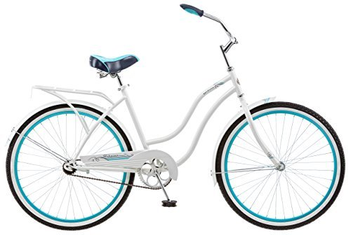 Schwinn Baywood Women's 16 Cruiser Bike 21-Inch/Small White [並行輸入品] B06XFQN59W