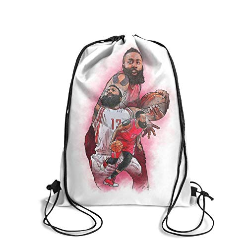 Eoyles Crazy Shopping Bag Women NFL Stadium Approved Sinch Sack Drawstring Backpack ()