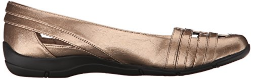 Life Stride Darcine Mujer Grande Fibra sintética Zapatos Planos