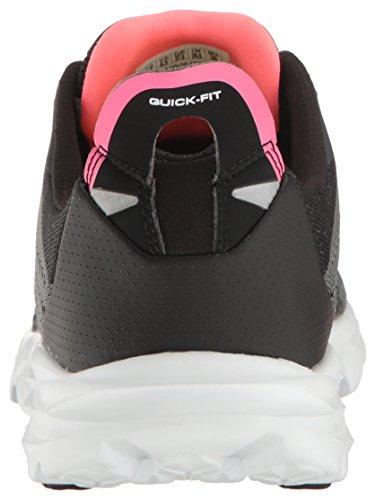 Go Performance charcoal Para Skechers Exterior Gris Deporte hot Zapatillas Ride Run Pink De 6 Mujer SFqTqUx