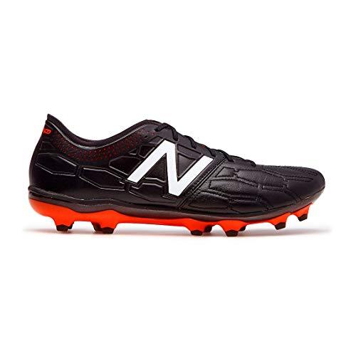 Crampons Fg rouge Cuir New 0 blanc K Balance Noir Foot 2 Visaro De Noir wxqq701p