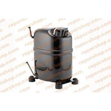 REPORSHOP - COMPRESOR EMBRACO CJ4511Y R134 Media Temperatura Motor 32,70CC 220/240V: Amazon.es: Hogar