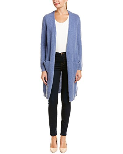 Mohair Blend Sweater (Basler Womens Mohair & Wool-Blend Cardigan, 38)