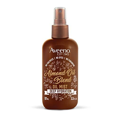 Aveeno Intense Hydration Almond Oil Hair Mist, 3.3 ()